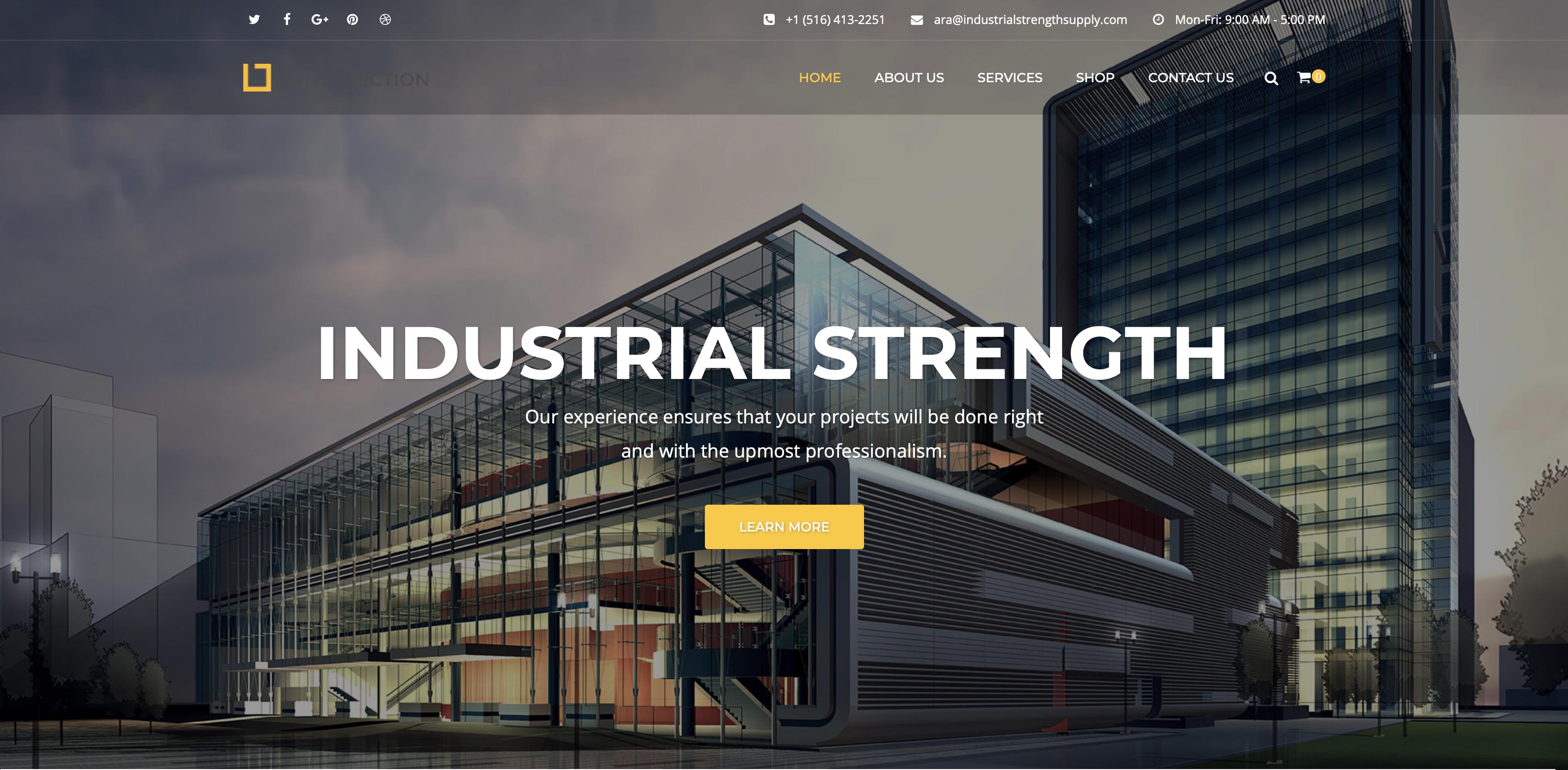 IndustrialStrengthSupply.com