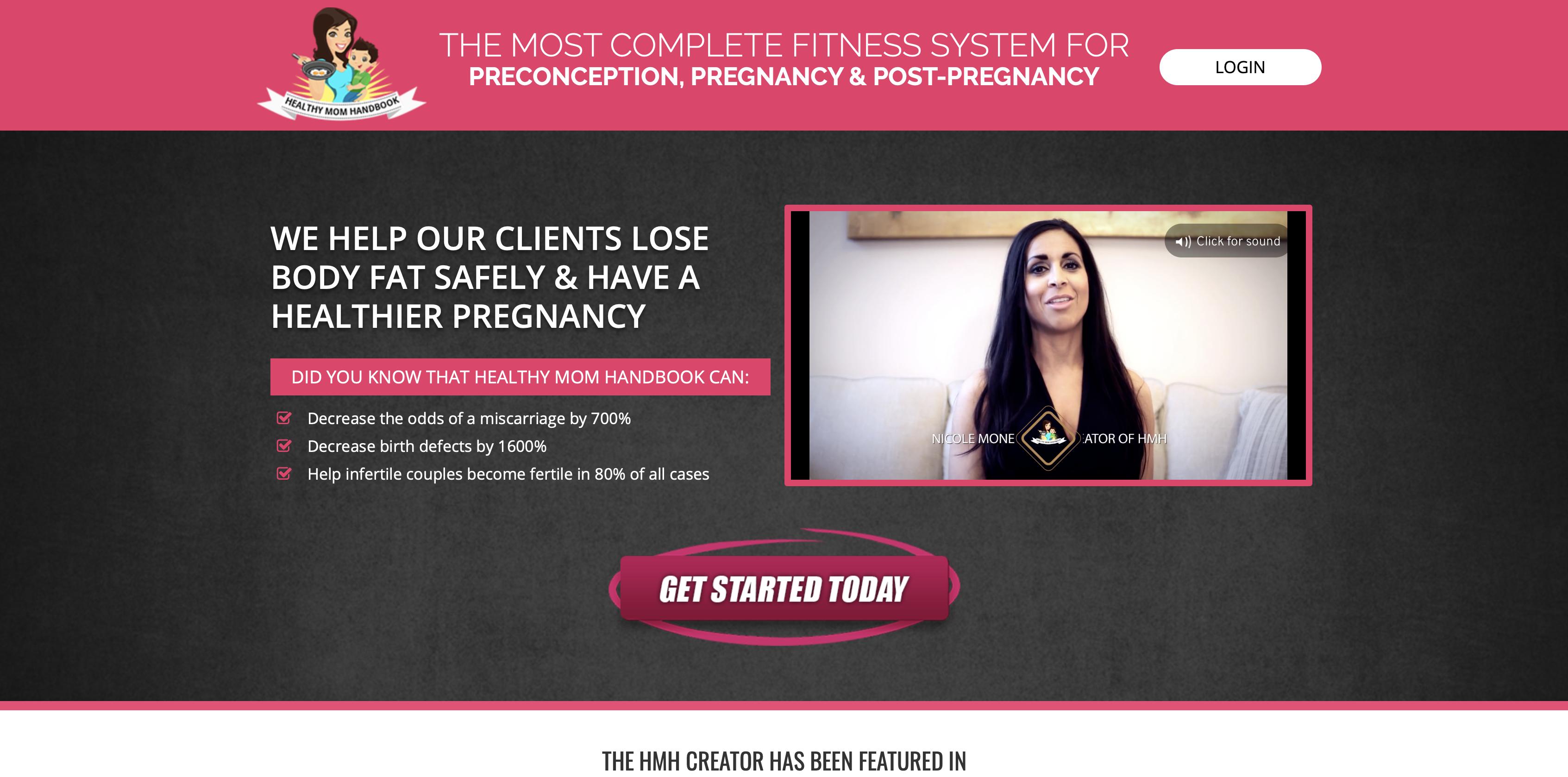 HealthyMomHandbook.com
