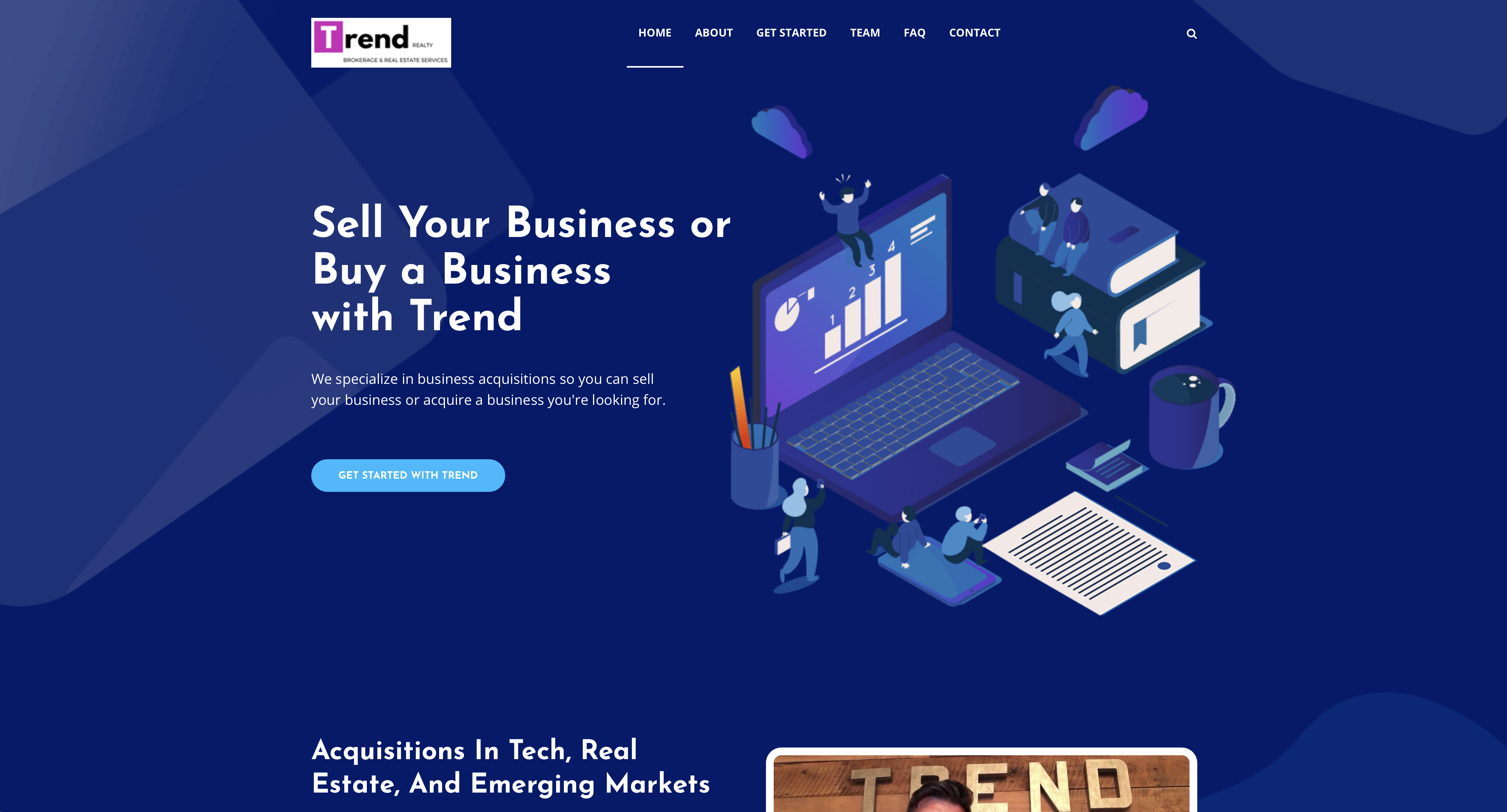 Trend Business Brokerage